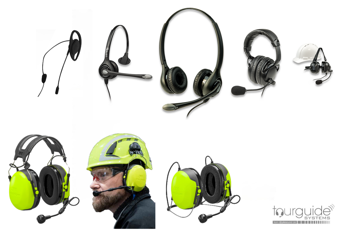 Image of Headset Options for ATS-80