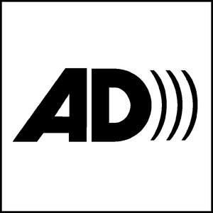 Icon indicating Audio Description service available