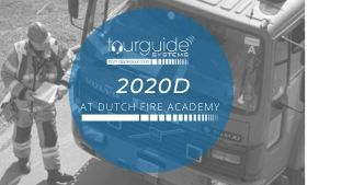 Dutch Fire Academy hire 2020 D for instruction