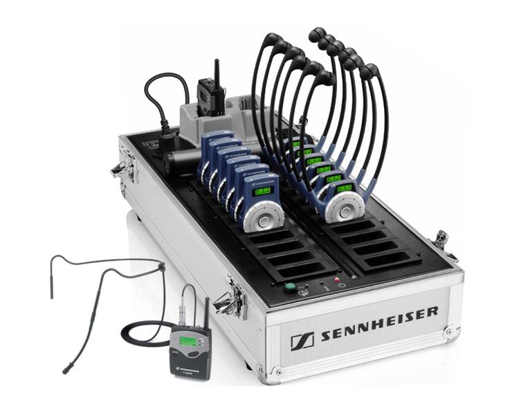 Sennheiser tour guide systems from Tour Guide Systems