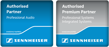Sennheiser - Authorised Partner